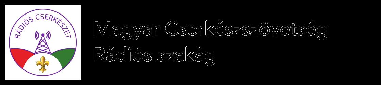 Magyar Cserkészszövetség – Rádiós Szakág